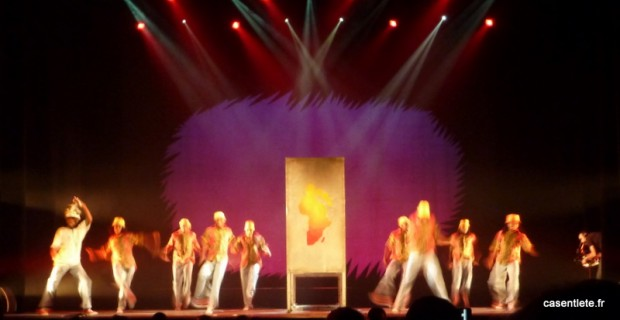 African FootPrint : un spectacle excellent !