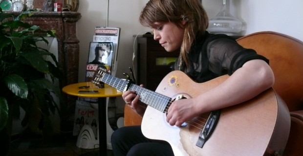Wallis Bird en session acoustique