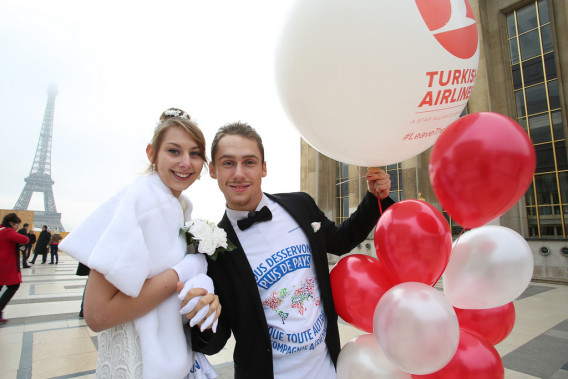 Turkish airlines mariage