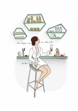 Spa Boutique (illustration) (724x1024)